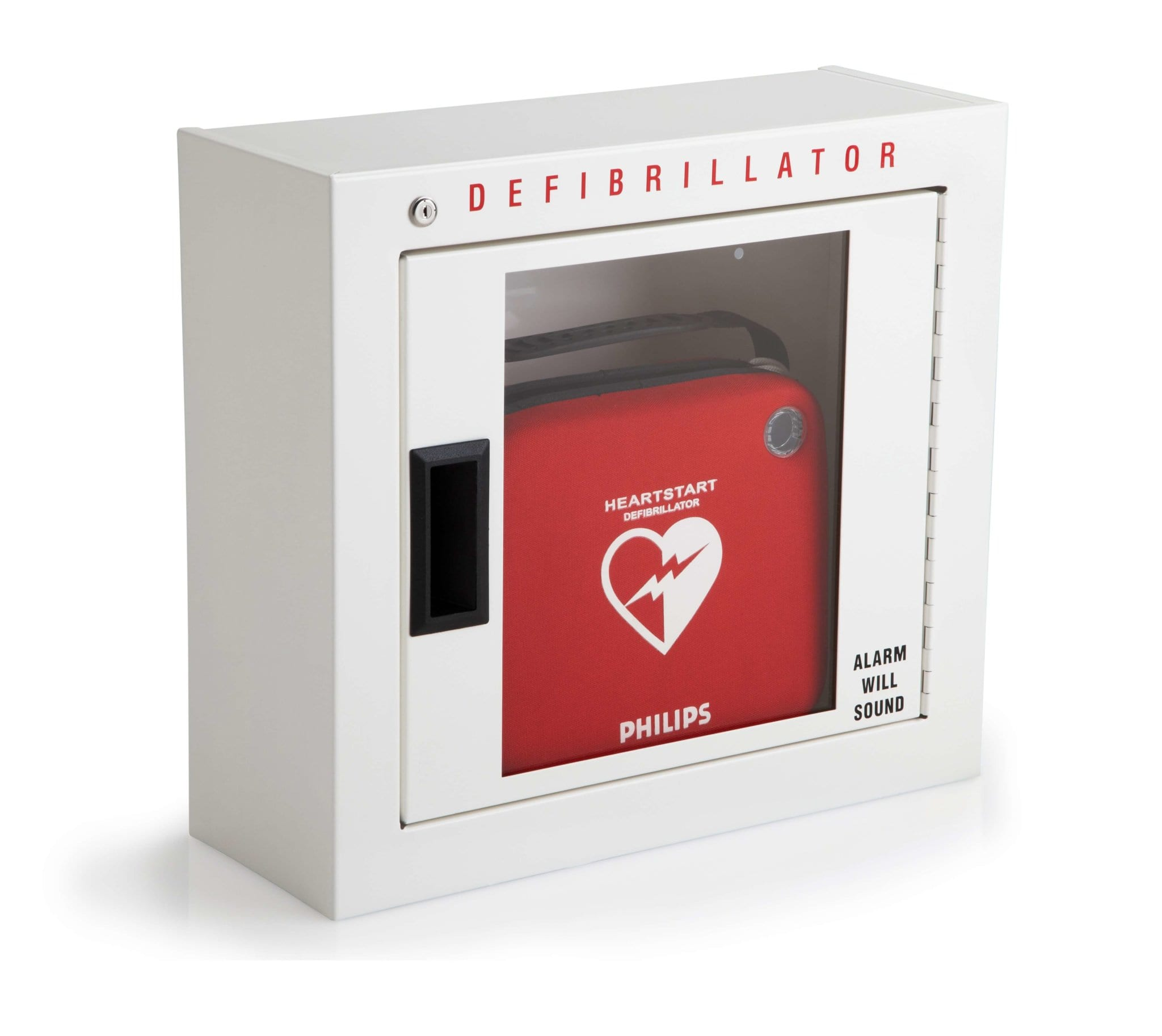 Charmant Philips Basic Surface Mounted Aed Cabinet